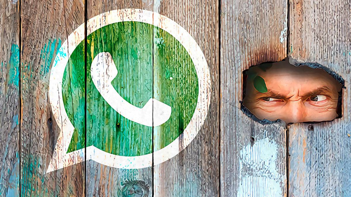 WhatsApp spiare chat