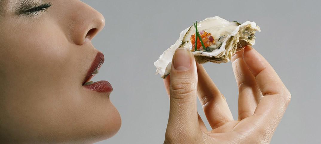 ostriche cibo afrodisiaco