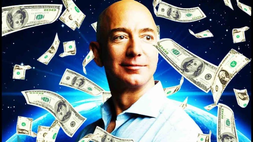 Bezos ricchezza patrimonio