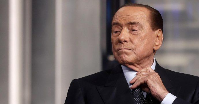 Berlusconi golpe giudiziario