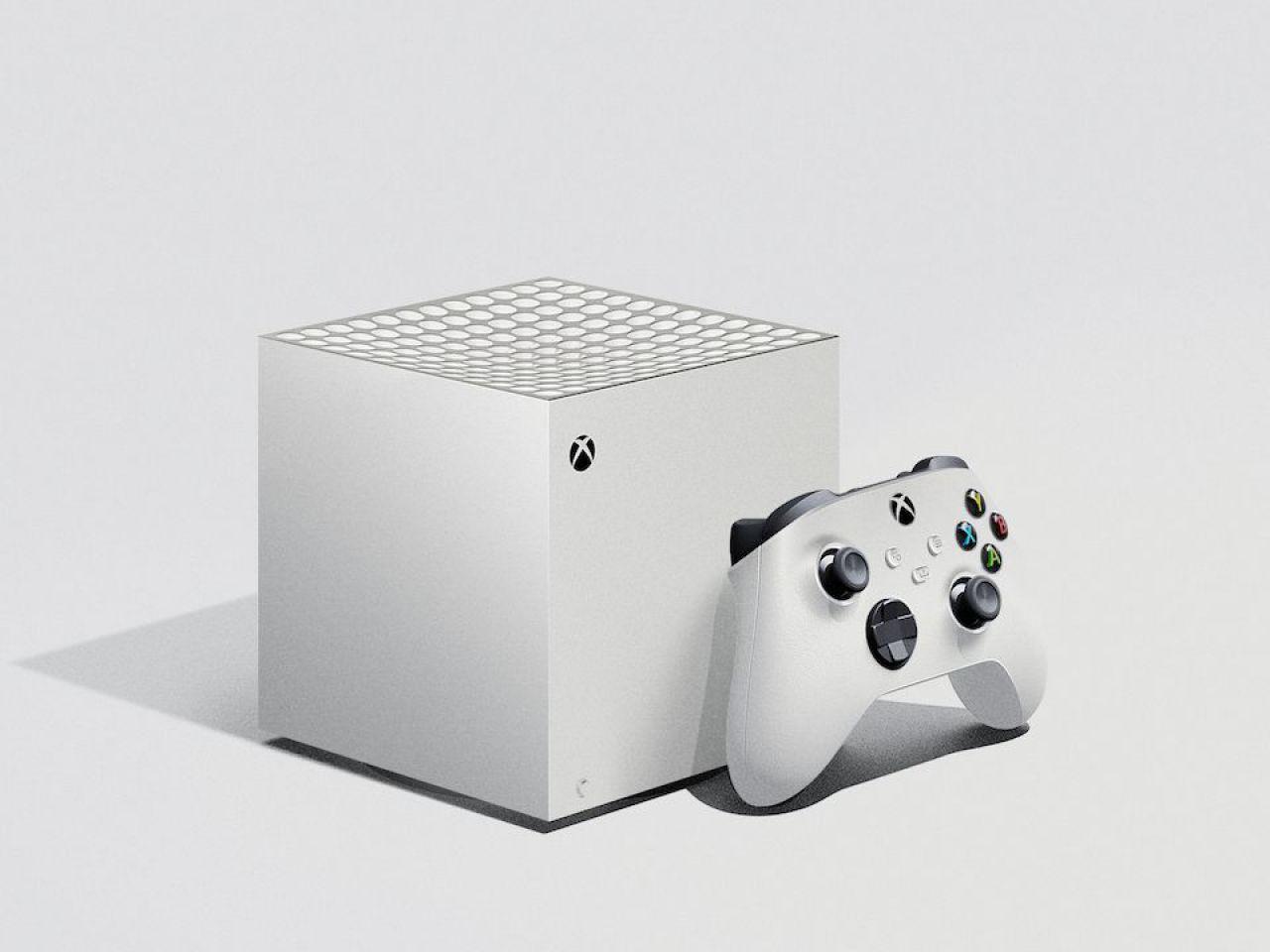 xbox series terza console