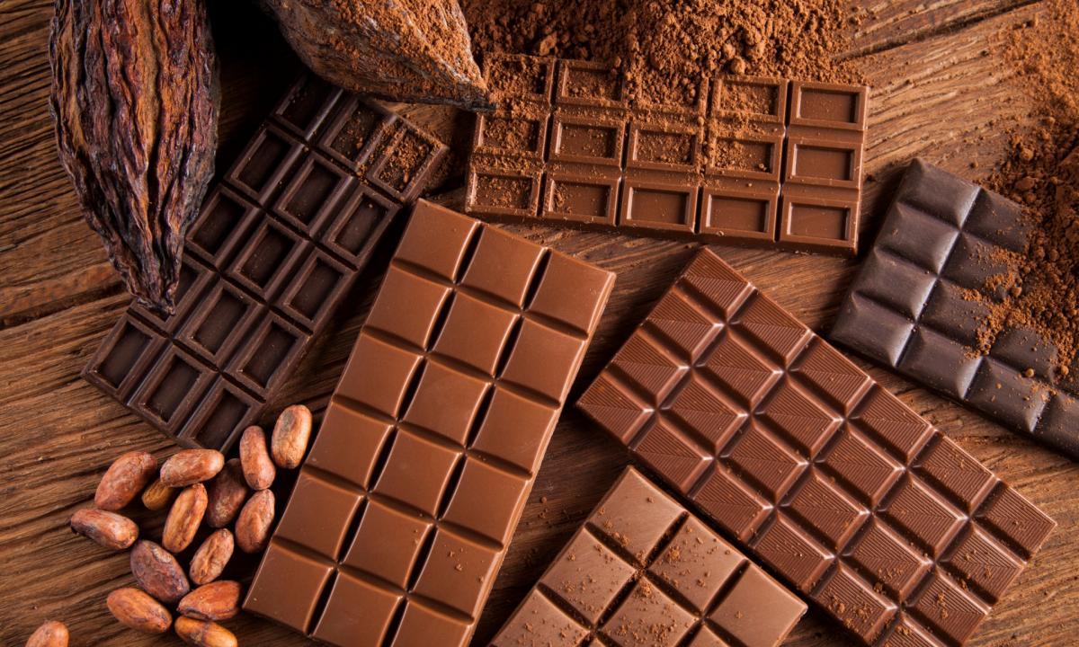 Patina bianca cioccolato
