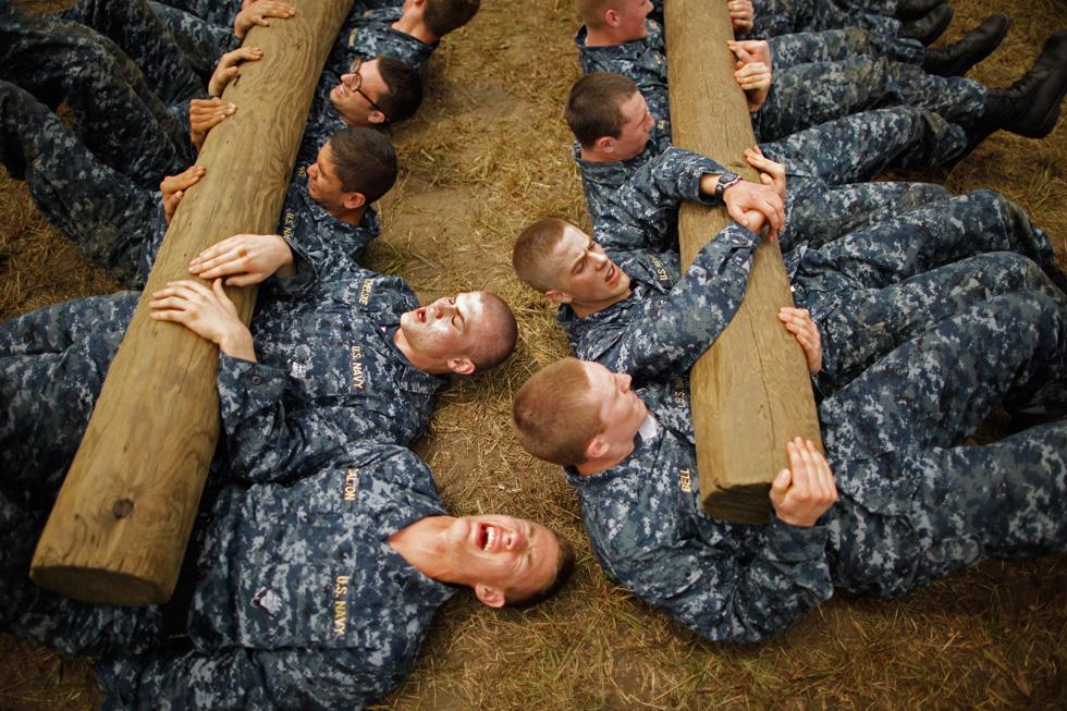 allenamento militare scheda