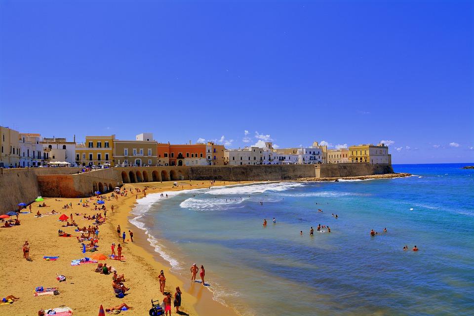 Spiagge belle Puglia
