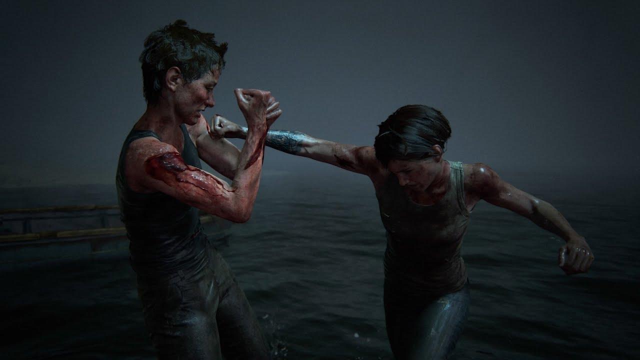 Ellie vs Abby