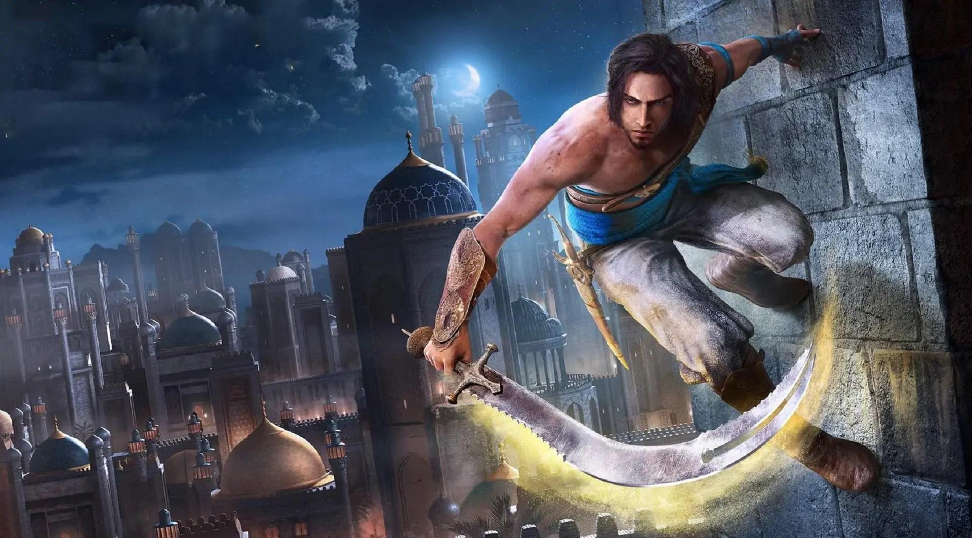 Prince of Persia remake rinvio