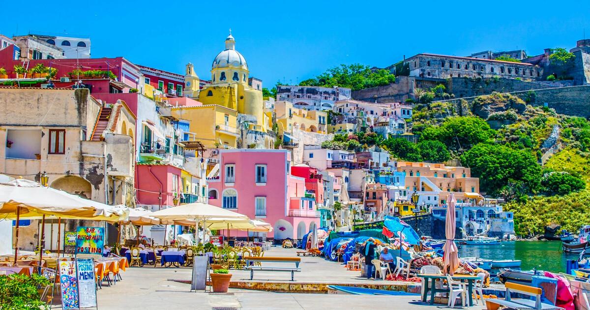 Borghi colorati Italia