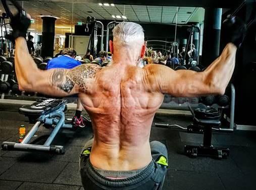 bodybuilding anziani