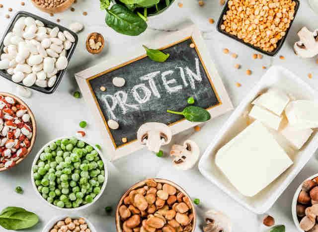 Alimenti ricchi proteine