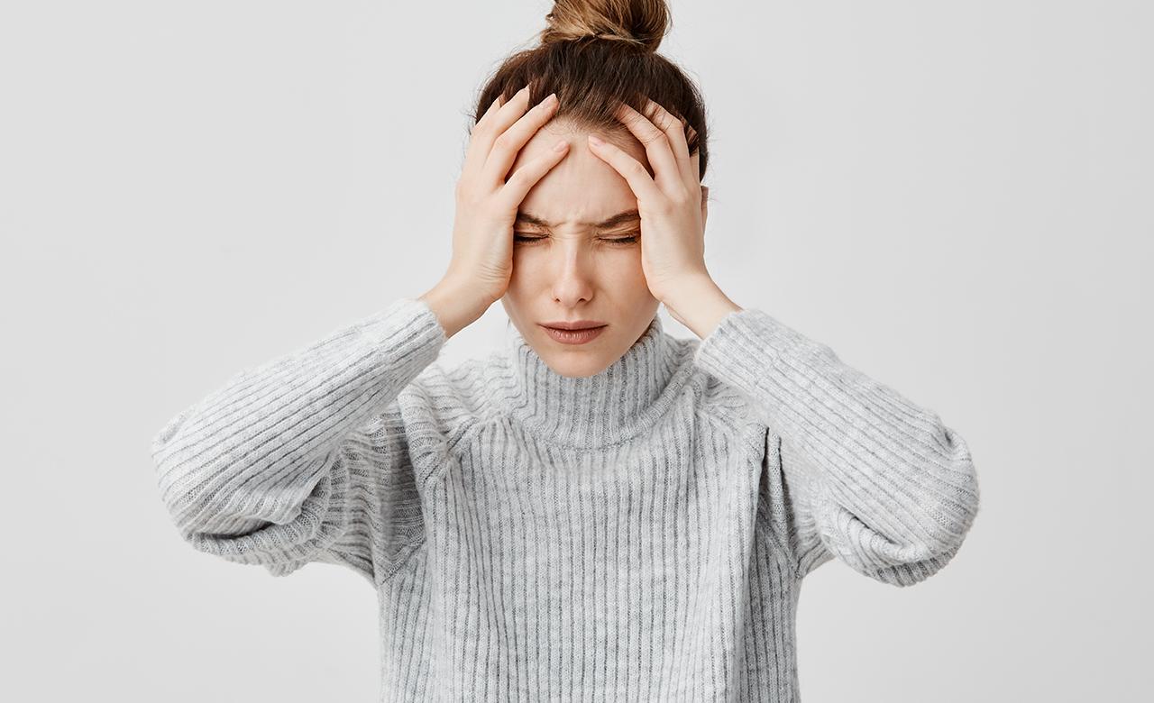 Combattere naturalmente dolore testa