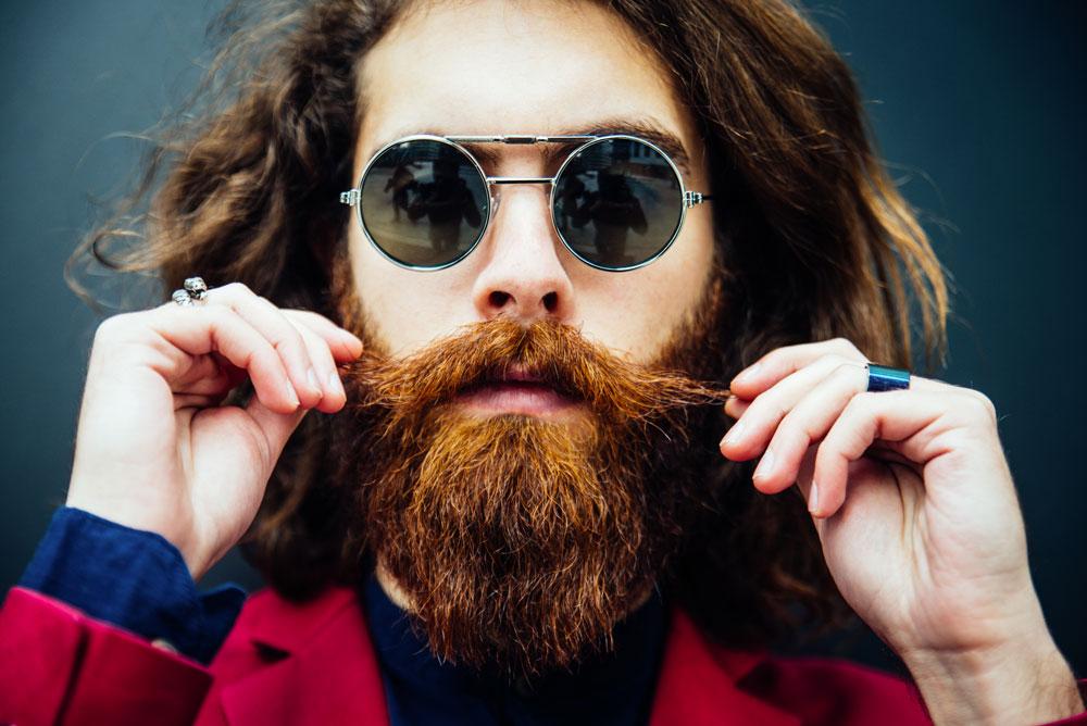 Segreti barba baffi perfetti