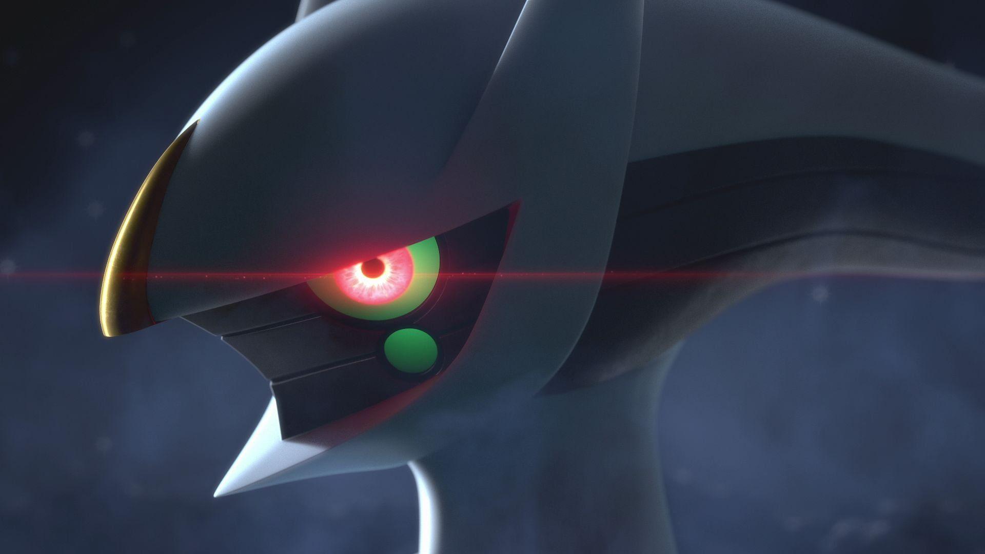 Leggende Pokémon Arceus