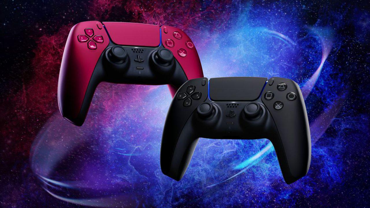 DualSense nuove colorazioni