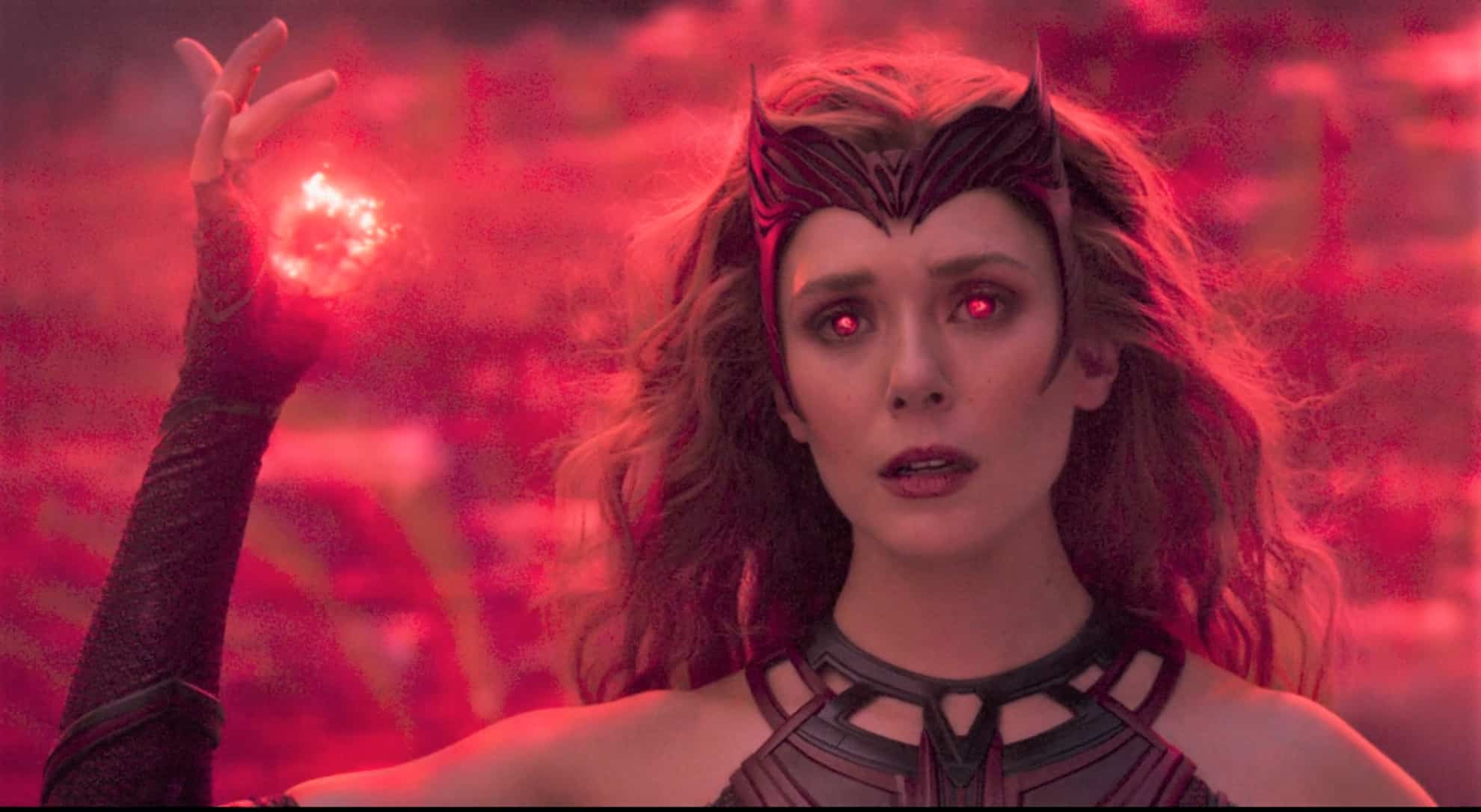 Marvels Avengers Scarlet Witch